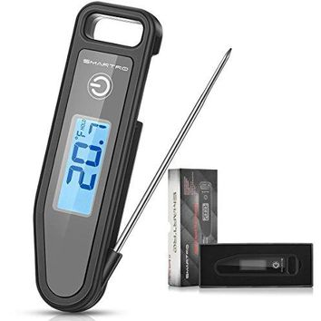 Instant Read Digital Meat Thermometer for Kitchen Cooking Food Grill Candy BBQ