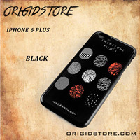 Twenty One Pilots For Iphone 6 Plus Snap On and 3D Case