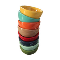 Go Nuts Rainbow Bowls - Set of 8