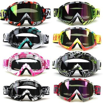 New 22 Colors Brand Ski Goggles Big Ski Mask Glasses Skiing Men Women Snow Snowboard Eyewear Anti-sand Windproof Breathable