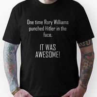 Rory vs Hitler Unisex T-Shirt