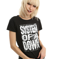 System Of A Down Shattered Girls T-Shirt