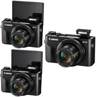 Canon G7X Mark II PowerShot 20.1MP BLACK Digital Camera with 24GB Accessory Kit Black - Walmart.com