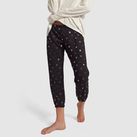 Starry Vibes Cropped Sweatpants