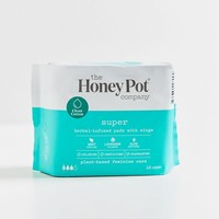 The Honey Pot Company Super Herbal Pad Pack | Urban Outfitters