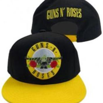 Guns N Roses Baseball Hat - Big Bullet