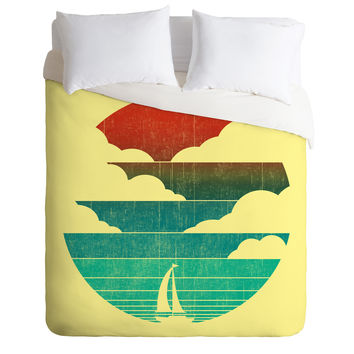 Budi Kwan Sail Away Duvet Cover