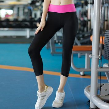 Women's Slim Fit  Compression Yoga Pants