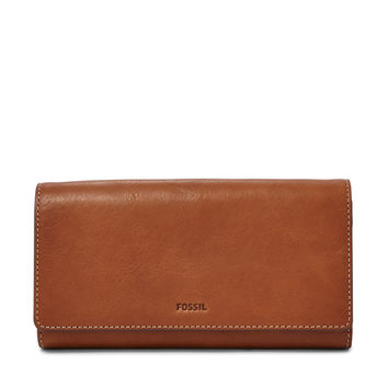 Emma RFID Flap Clutch