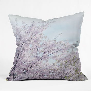Chelsea Victoria Awakening Throw Pillow