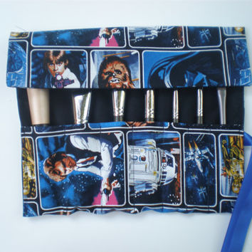 Star wars make up brush roll