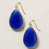 Anthropologie - Gold Rung Earrings
