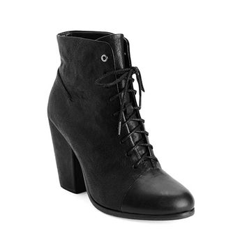 Miles Boot - Black | rag & bone Official Store