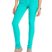 Joe's Jeans Skinny Jeans, Blue-Wash Colored-Denim - Juniors New Faves for 2013 - Macy's