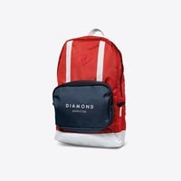 DLYC Backpack in Red