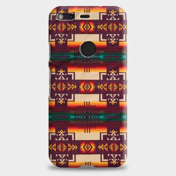 Pendleton Maroon Chief Google Pixel XL Case