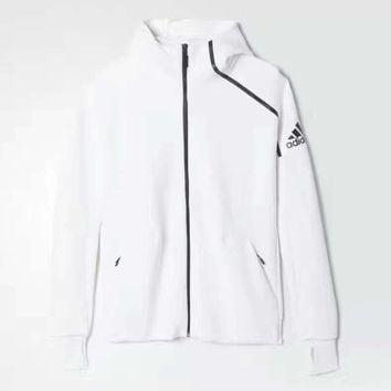 Adidas high collar zipper coat jacket for boy and girl HIGH QUALITY