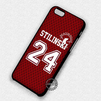 Teen Wolf Beacon Hills Lacrosse Jersey - iPhone 7 6 5 SE Cases & Covers
