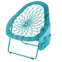 Super-Bungee Chair GCo New pear shape only from Brookstone!