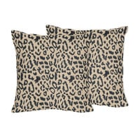 Sweet Jojo Designs Animal Safari Accent Pillow (Set of 2)