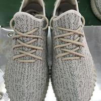 """Fahion """"Adidas"""" Women Yeezy Boost Sneakers Running Sports Shoes Green"""