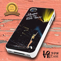 Taylor Swift Welcome tour for iphone, ipod, samsung galaxy, HTC and Nexus Case