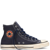 Converse - Chuck Taylor All Star Back Zip - Navy - Hi