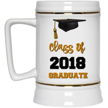 Class Of 2018 Graduate 22217 Beer Stein 22oz.