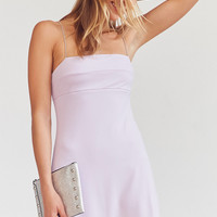 Silence + Noise Thin Strap Slip Dress | Urban Outfitters