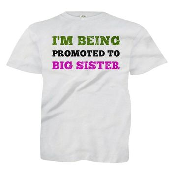 I'm Being Promoted To Big Sister - Kids