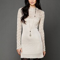 Free People Galaxy Sweater Dress