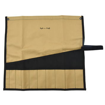 76508 - 20 Pocket Chisel / Tool Roll Pouch in Polyester