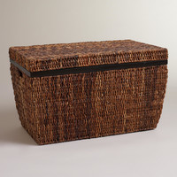 Madras Storage Trunk - World Market