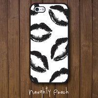 iPhone 5 Case - Cool lips