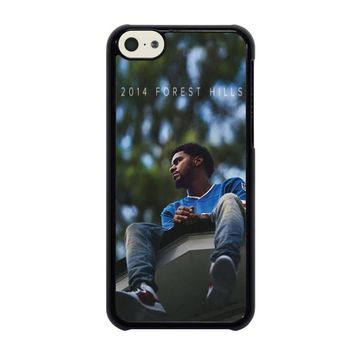 J. COLE FOREST HILLS iPhone 5C Case Cover