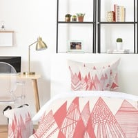 Viviana Gonzalez Patterns in the mountains Bed In A Bag   Deny Designs Home Accessories