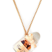 And Mary Quirky Necklace in Wonderland