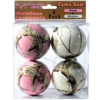 Realtree® Camo Christmas Ornaments | Camo Ornaments