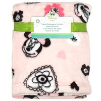 Minnie Mouse Plush Blanket 311169804