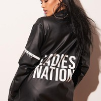 The Fearless Oversized Jacket