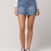 IVY & MAIN Denim Mini Skirt