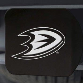 NHL Team Hitch Cover - Black