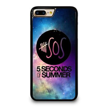 5 SECONDS OF SUMMER 1 5SOS iPhone 4/4S 5/5S/SE 5C 6/6S 7 8 Plus X Case