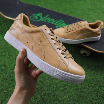 Sale Sneaker Politics x PUMA Releasing Jay Z Inspired Trainer Shoes 4:44 Apricot Casual Shoes Low-Top Sneakers