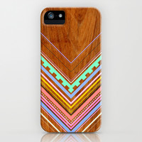 Aztec Arbutus iPhone & iPod Case by House Of Jennifer