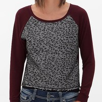 Daytrip Animal Print Top