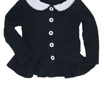 Outlet Persnickety Jane Black Sweater