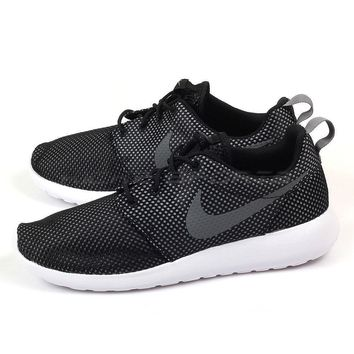 Nike Roshe One Cool Grey/Cool Grey-Black Lifestyle Running Shoes 511881-029