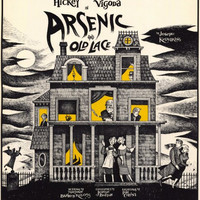 Arsenic and Old Lace 27x40 Movie Poster (1986)