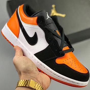 Trendsetter Air Jordan 1 Low Women Men Fashion Casual Low-Top Old Skool Shoes